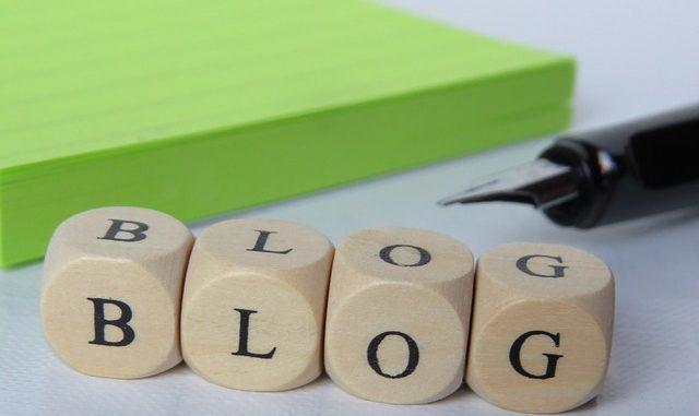 blogging pour communiquer sur le web
