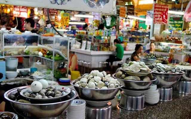 marché de Ben Thanh 3