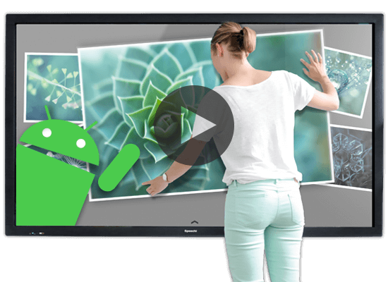 ecran-interactif_android